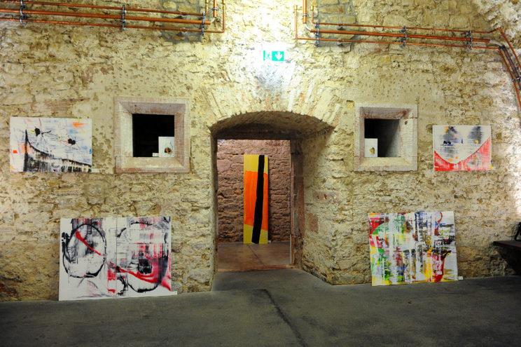 Jürgen Angeler Ausstellung Mainz